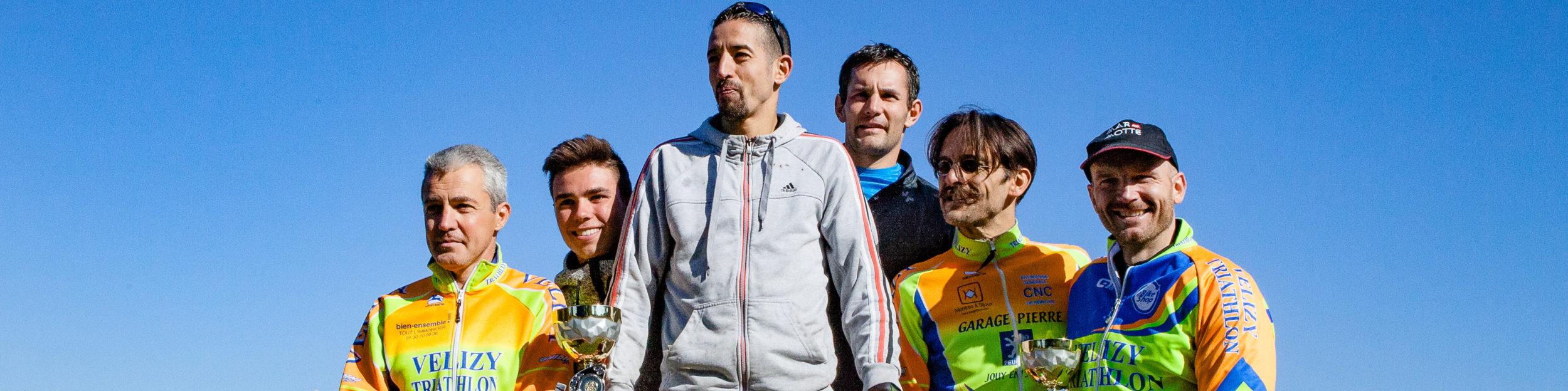 Run and bike de Vélizy